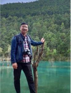 Name:Yaopeng Chang Educational background: Doctoral candidate Time of enrollment: 2017.09 Tutor: Jiaxi Zhou Research direction: Active control of vibration  E-mail: ypchang@hnu.edu.cn